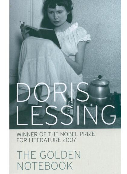 'El quadern daurat', segurament, l'obra més llegida de Doris Lessing