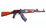 Imatge interactiva de l'AK-47