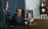 Richard Nixon durant el seu discurs per televisió el 29 d'abril de 1974 explicant la publicació de les transcripcions de les gravacions