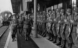 Hitler i Franco a la trobada d'Hendaia