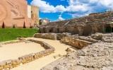 Les restes del circ de Tàrraco