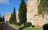 Restes de la muralla romana de Tarragona