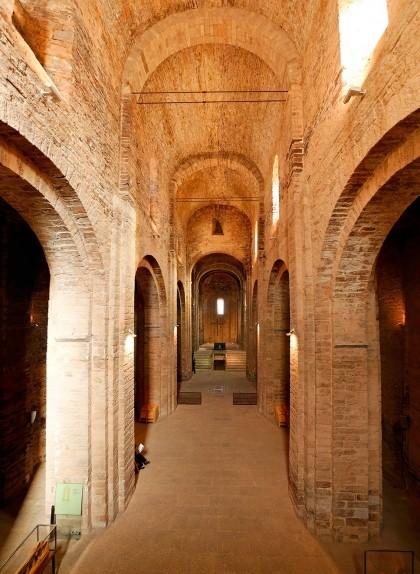 La col·legiata de Sant Vicenç