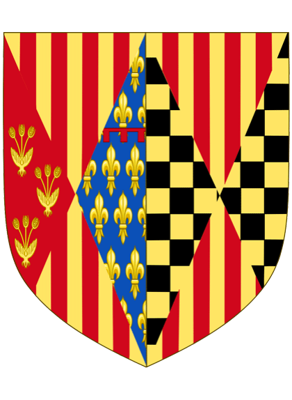 Escut d'armes de Joan Ramon Folc IV de Cardona