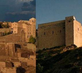 El segon duel de 'Batalla monumental' enfronta els castells de Cardona i Miravet
