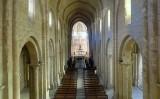 L'església del Reial Monestir de Santa Maria de Poblet