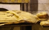 Sepulcre d'Ermessenda de Carcassona a la catedral de Girona