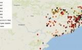 Mapa de la cacera de bruixes - preview XXSS