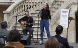 El grup Ginestà va posar música a l'acte
